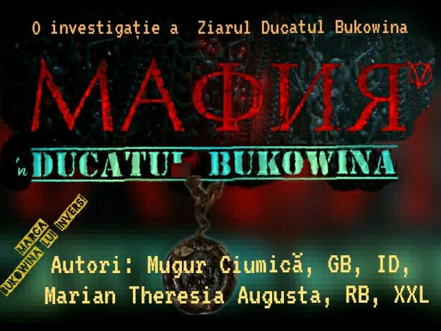 lista autori Bukowina lui Invers