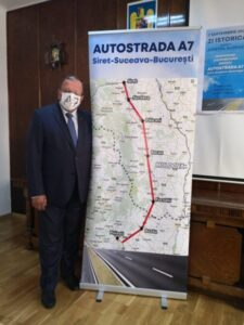 CNAIR. Autostrăzile Moldovei 004.2